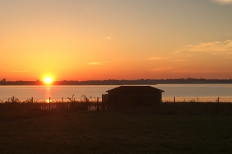 Sunset Abberton
