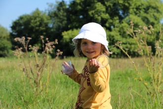 Learn and Play with Essex Wildlife Trust