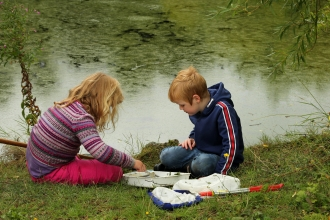 Abberton Pond Dipping