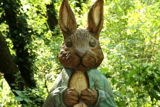 Peter Rabbit Woodland Trail