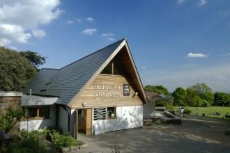 Bedfords Park visitor centre