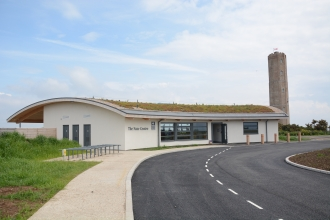 The Naze visitor centre