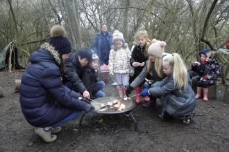 Langdon Family Forest School