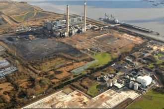 Tilbury 2 Project