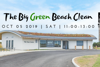 The Big Green Beach Clean October
