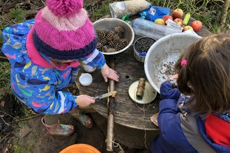 Roding Nature Tots Event