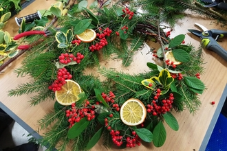 Fingringhoe Wreath Making Event