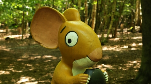 The Gruffalo Trail Mouse