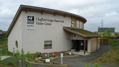 Chafford Gorges visitor centre
