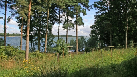 Hanningfield view from centre