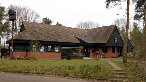 Hanningfield visitor centre