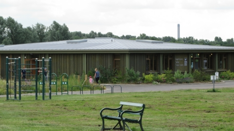 Ingrebourne visitor centre