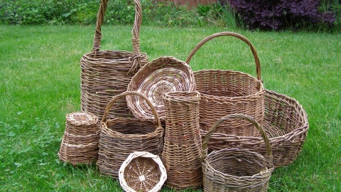 Learn a new skill and take a basket home