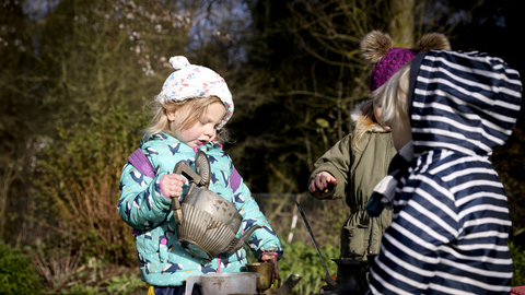 Belfairs Nature Tots