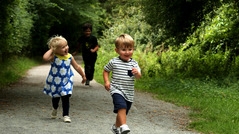 Hanningfield Nature Tots Event