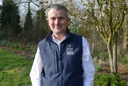 Dave Smart, Head of Landscape Conservation