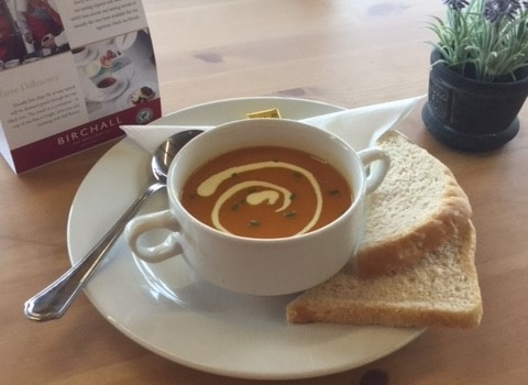 ingringhoe cafe soup