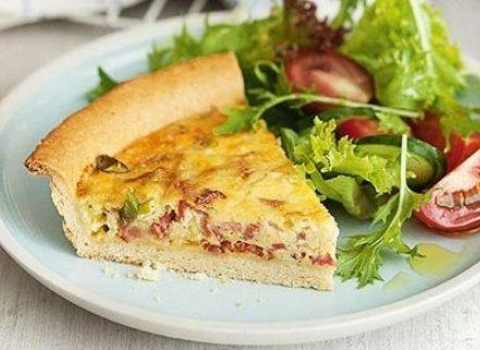 quiche ingrebourne